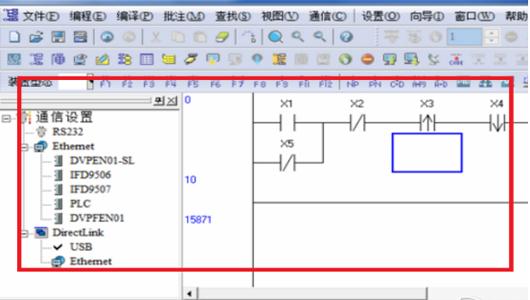 台达plc编程软件仿真