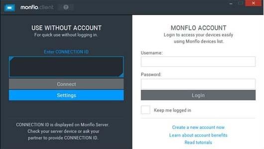 monflo(电脑远程控制软件)