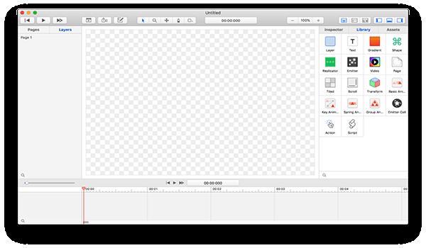 Kite Composer for Mac