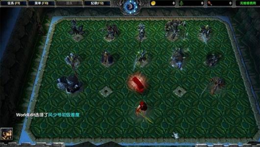 神界危机5.0最终幻想纪念版无CD无限蓝版 附隐藏英雄密码及秘籍 0